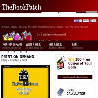 The Book Patch image